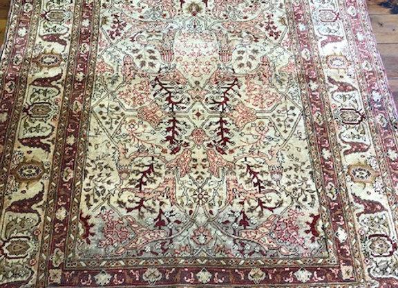 Antique Sivas Carpet - Turkey