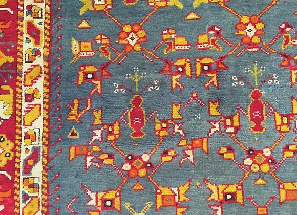 Unique two toned Vintage Cal Carpet