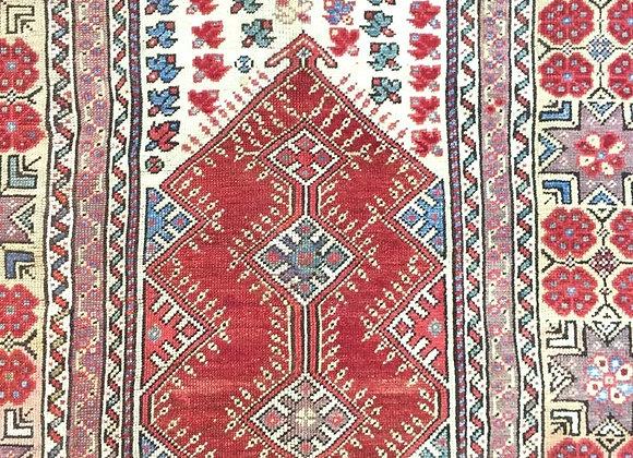 Antique 'Ada' Milas Carpet