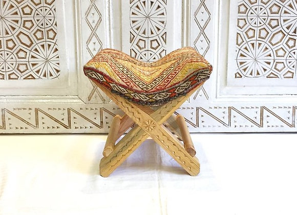 Boho Teahouse Stool                                                 Fine Diamond