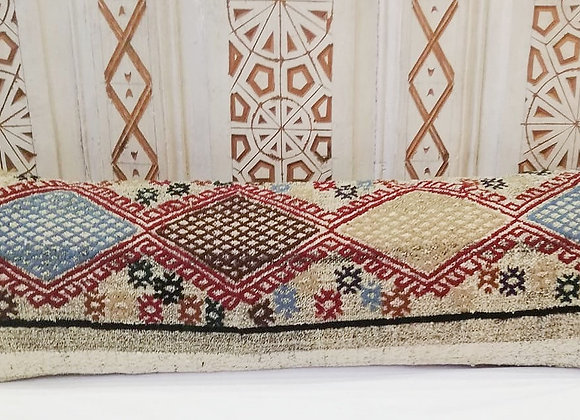 Vintage Kilim Pillow                      Large Lumber - 90 x 30cm