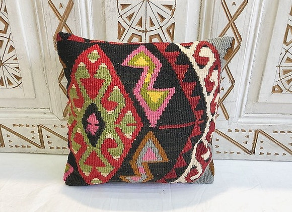 Vintage Turkish Boho Pillow         40x40cm