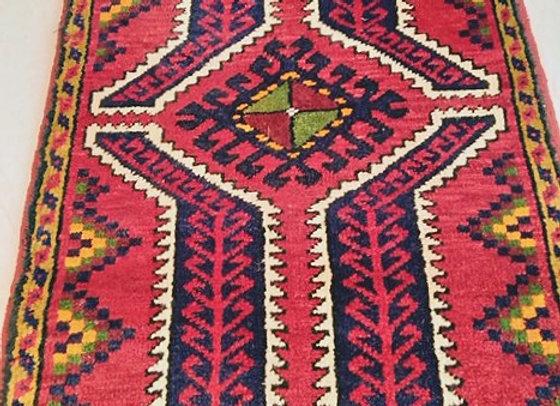Vintage Konya Small Rug - Turkey
