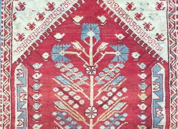 Vintage Kula Carpet                                                       Turkey