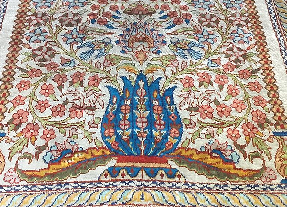 Vintage Istanbul Carpet
