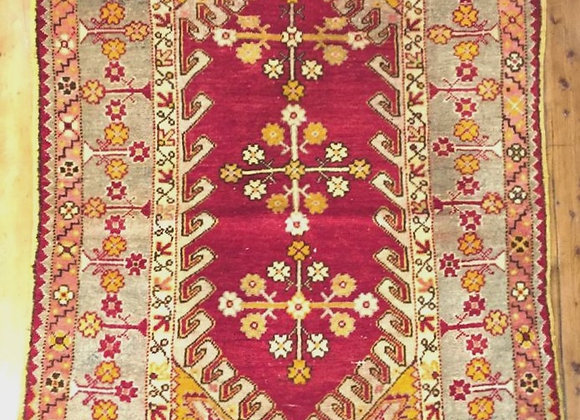 Vintage  Dowry Cal Carpet