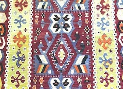 Vintage Boho Kilim - Fine and Bold