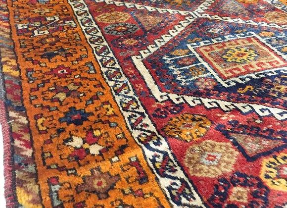 Antique Antep Kurdish Carpet