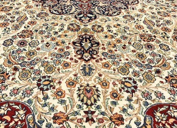 Duradel design Hereke Carpet