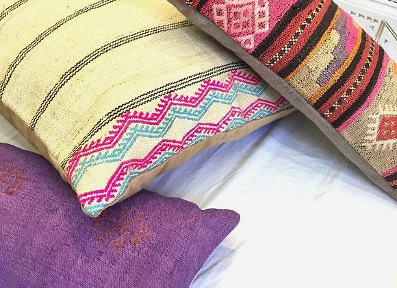 Vintage Boho Pillow                                                      65x65cm