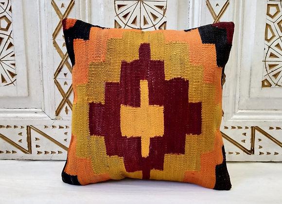 Vintage Boho Pillow      Graphic Autumn