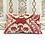 Thumbnail: Handwoven IKAT Pillow                                                     Velvet
