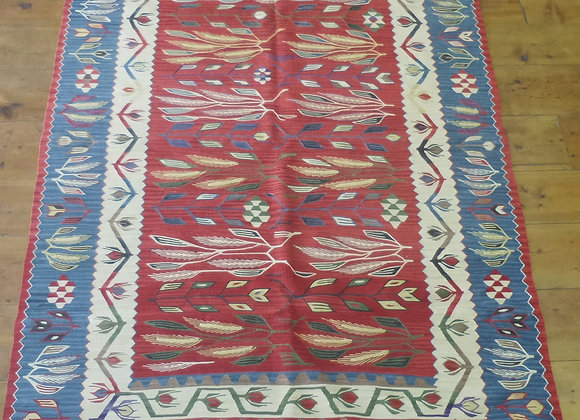 Turkish Usak Kilim