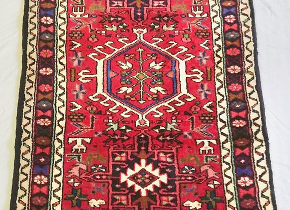 Nomadic Persian Shiraz Carpet  - Bright & Bold