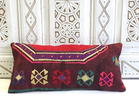 Kilim Lumbar Pillow                                                      60x30cm