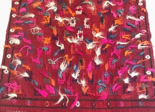 Vintage Boho Tribal Kilim