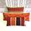 Thumbnail: Vintage Boho Pillow                                                      60x30cm