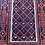 Thumbnail: Antique Beluch Rug                                   Rare Borders