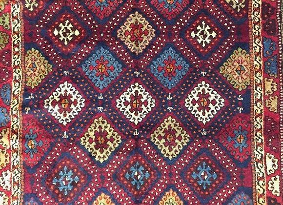Vintage Malatya Kurdish Carpet