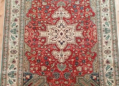 Kayseri Star Medallion Carpet  - Turkish
