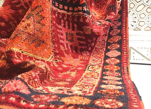 Kurdish Dowry Rug