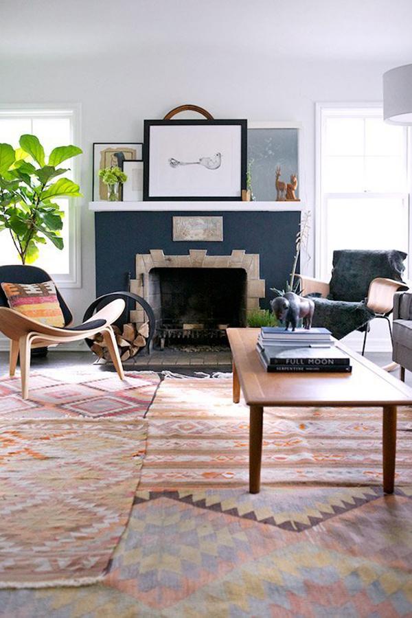 interior-kilim-rugs-living-room