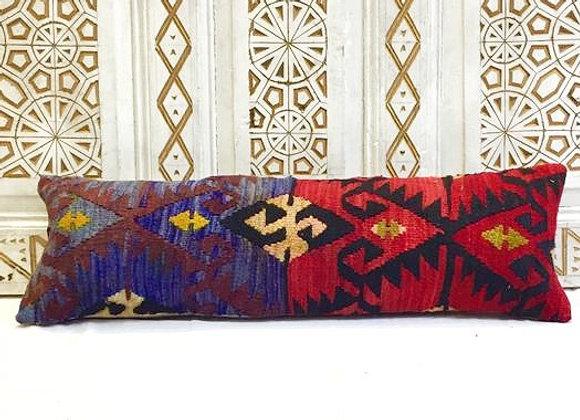 Long Lumber Kilim Pillow