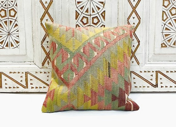 Vintage Turkish Boho Pillow