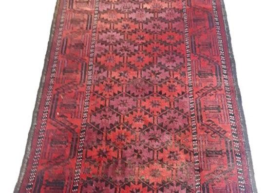Tribal Beluch Carpet - Iran