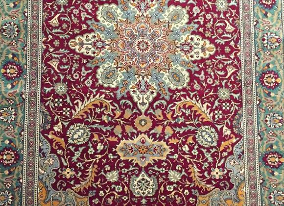 Kayseri Floral Medallion Rug