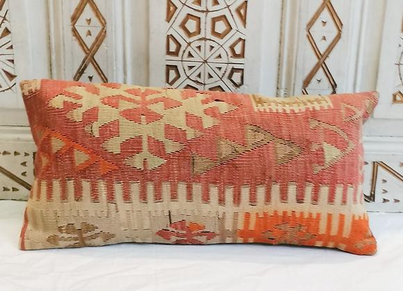 Vintage Boho Pillow                                            New Size 30x 50cm