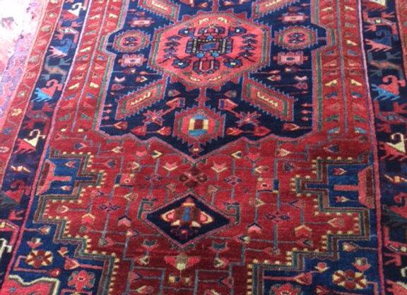 Vintage Bahtiyari Carpet
