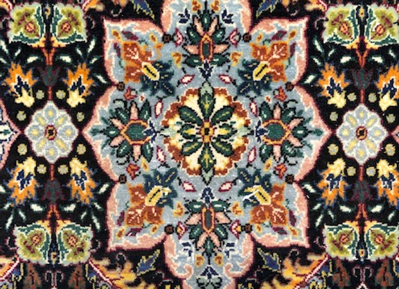 Rare Elaziğ Prison Carpet - signed, numbred and dated
