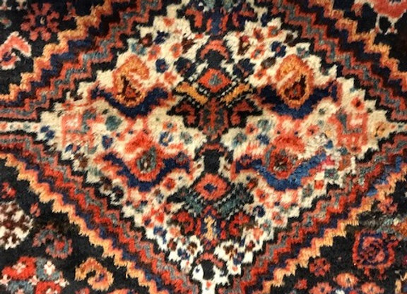 Vintage Shiraz Carpet
