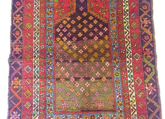 Vintage Sivas Prayer Rug
