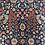 Thumbnail: Seven Mountain Flower Hereke Carpet