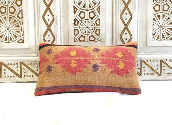 Vintage Turkish Boho Pillow                                             50 x30cm