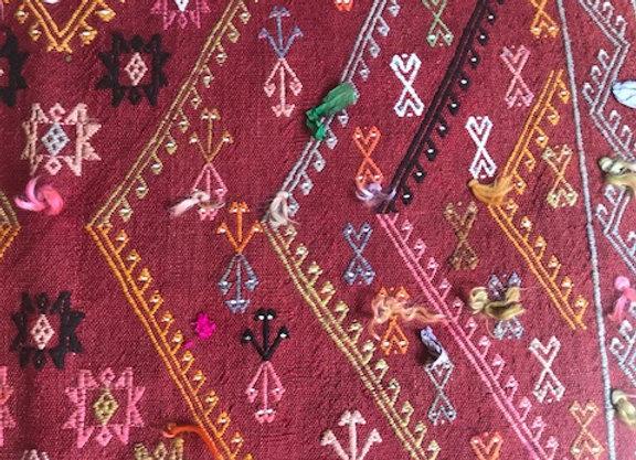Beautiful Vintage Konya  Nomadic Cicim