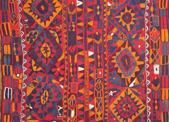Ma'adan Marsh Arab Embroidery