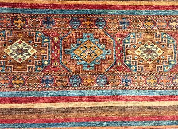 Contemporary Tribal Design Rug
