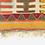 Thumbnail: Vintage Dowry Kilim                                              Indigo & Safron
