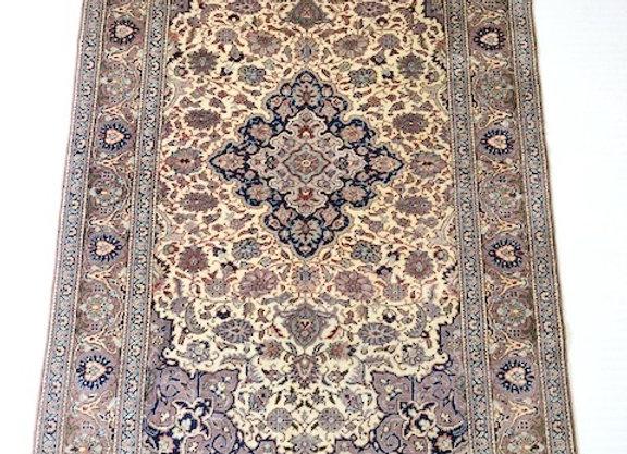 Vintage Kayseri Carpet                          Mushroom +Lilac