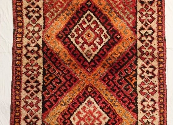 Tribal Kurdish Carpet