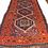 Thumbnail: Antique Tribal Kurdish Rug