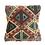 Thumbnail: TribalTeahouse Stool - Vintage Kilim                           Chocolate Diamond