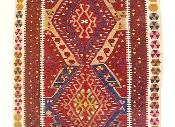 Vintage Kirsehir Kilim