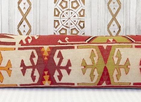 Vintage Kilim Boho Bedding  Pillow