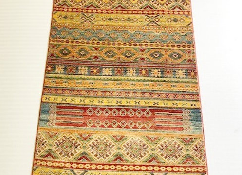 Contemporary Hall Runner - Kilim Design Rug Collection