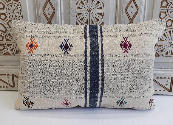 Vintage Kilim Pillow - Large 60 x 40