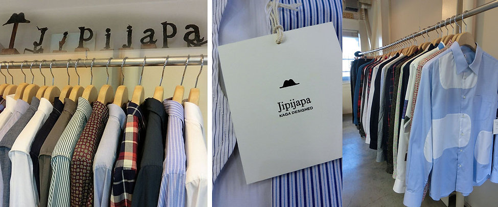 シャツはJipijapaヒピハパ
